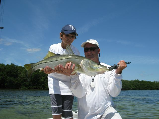 TAMPA FISHING CHARTERS / Stealth Fishing Charter