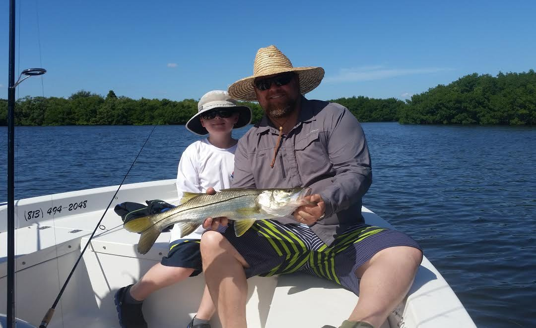 Tampa Fishing Charters Report / Stealth Fishing Charters