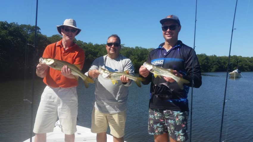 TAMPA FISHING CHARTER / Stealth Fishing Charters