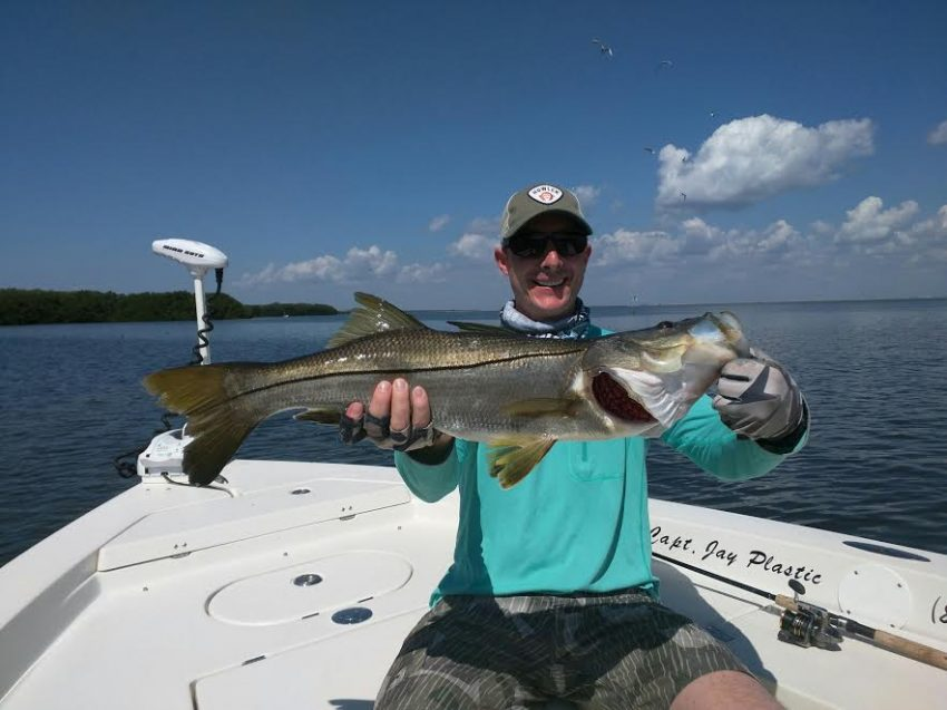 TAMPA FISHING CHARTERS / Stealth Fishing Charters