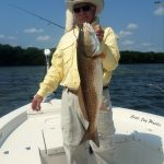 Catching Redfish in Tampa