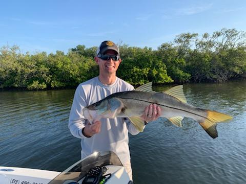 Tampa Fishing Charter Latest Report